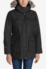 Plus Size Parkas for Women: Women's Westbridge Parka