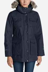 Blue Petite Outerwear for Women: Women's Westbridge Parka