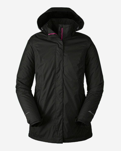 Petite Parkas: Women's Rainfoil® Fleece-Lined Parka