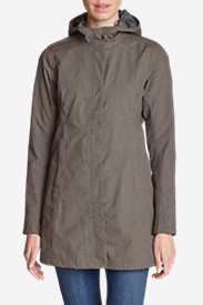 Water Resistant Jackets: Women's MacKenzie Trench Coat