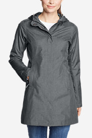 Tall Trench Coats for Women: Women's MacKenzie Trench Coat
