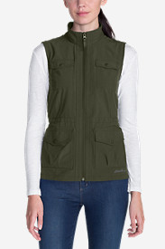 Green Plus Size Vests for Women: Women's Atlas II Vest