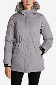 Insulated Parkas for Women: Women's Superior Down Parka