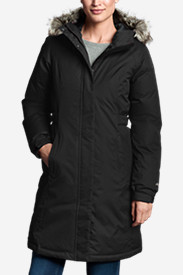 Nylon Parkas: Women's Superior Down Stadium Parka
