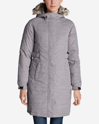 Petite Parkas: Women's Superior Down Stadium Parka