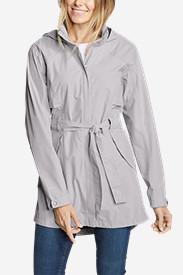 Tall Jackets for Women: Women's Kona Trench Coat