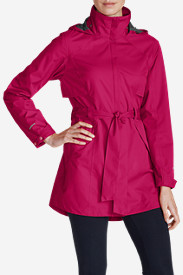 Waterproof Trench Coats for Women: Women's Kona Trench Coat