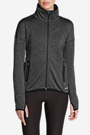 Gray Jackets for Women: Women's After Burn Jacket