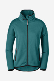 Green Petite Outerwear for Women: Women's After Burn Jacket