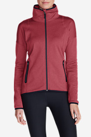 Red Jackets: Women's After Burn Jacket