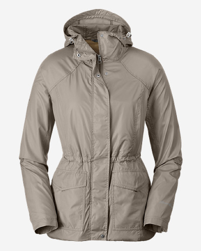 Convertible Jackets for Women: Women's Somerled Convertible Parka