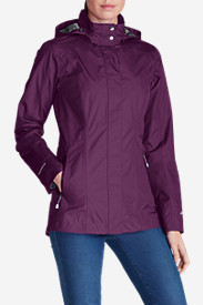 Purple Jackets: Women's Girl On The Go Jacket