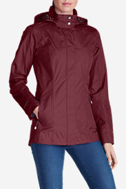 Red Jackets: Women's Girl On The Go® Jacket