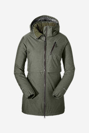 Insulated Parkas for Women: Women's Eastbridge Parka