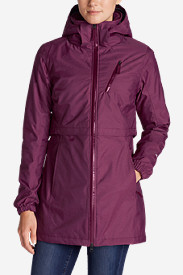 Water Resistant Jackets: Women's Eastbridge Parka