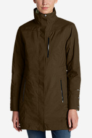 Green Trench Coats for Women: Women's Eastside 3-In-1 Trench Coat