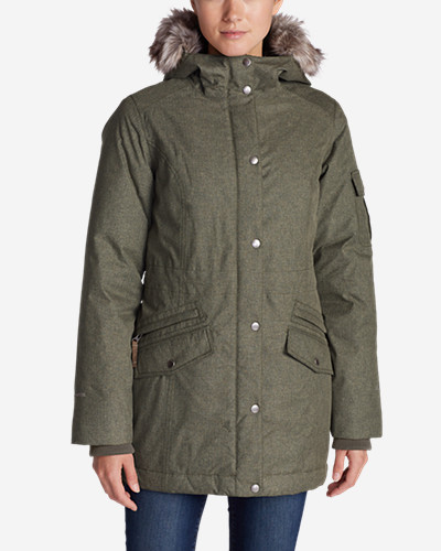 Hooded Parkas: Women's Superior II Down Parka