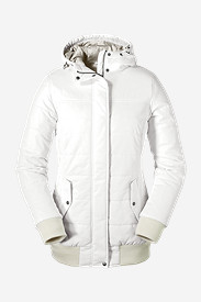 Insulated Jackets: Women's Cross Town Jacket