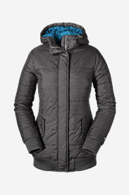 Winter Coats: Women's Cross Town Jacket