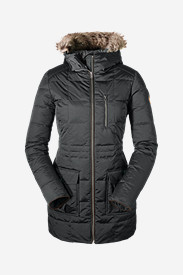 Leather Parkas: Women's Yukon Classic Down Parka