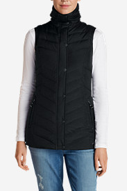 Black Vests: Women's Sun Valley Down Vest