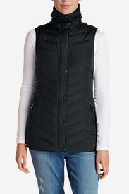 Blue Petite Outerwear for Women: Women's Sun Valley Down Vest