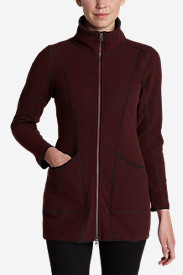 Casual Jackets for Women: Women's Weekend Fleece Jacket
