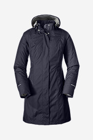 Windproof Jackets: Women's Girl On The Go Insulated Trench Coat