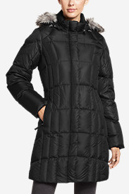 Water Resistant Jackets: Women's Lodge Down Parka