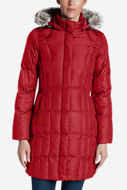 Red Jackets: Women's Lodge Down Parka