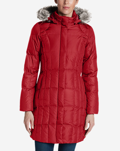 Petite Parkas: Women's Lodge Down Parka