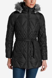 Tall Parkas for Women: Women's Slope Side Down Parka