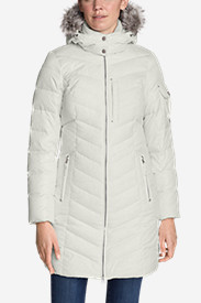White Parkas for Women: Women's Sun Valley Down Parka