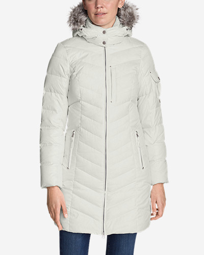 White Parkas: Women's Sun Valley Down Parka