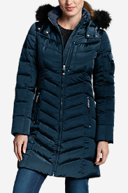 Blue Parkas: Women's Sun Valley Down Parka