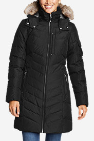 Fleece Parkas for Women: Women's Sun Valley Down Parka