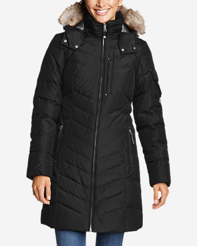 Hooded Parkas: Women's Sun Valley Down Parka