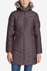 Purple Jackets: Women's Sun Valley Down Parka