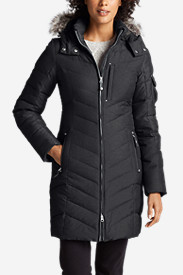 Nylon Parkas: Women's Sun Valley Down Parka