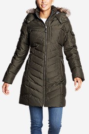 Green Parkas: Women's Sun Valley Down Parka