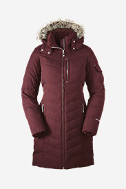 Red Jackets: Women's Sun Valley Down Parka