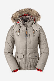 Winter Coats: Women's Yukon Classic Down Jacket