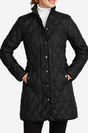 Women's Year-Round Car Coat