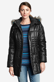Tall Jackets for Women: Women's High Pass Down Parka