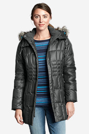 Insulated Parkas for Women: Women's High Pass Down Parka