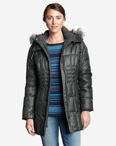 Petite Parkas: Women's High Pass Down Parka