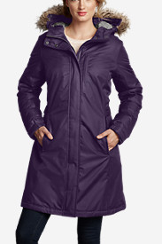 Women's Superior Down Stadium Coat