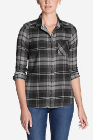 Women's Catalyst Flannel Shirt