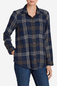 Women's Treeline Double Cloth Shirt