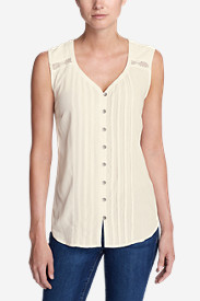 Women's Thistle Sleeveless Top